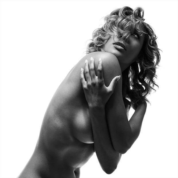 Erotic Art - Black Beauty